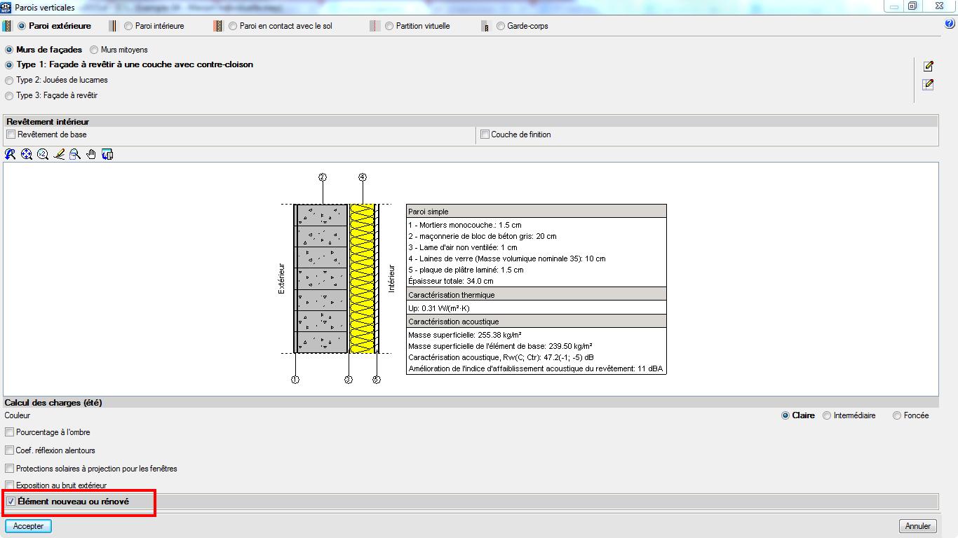 logiciel calcul plancher chauffant eau